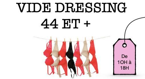 Vide dressing 44 et + – Dunkerque en février