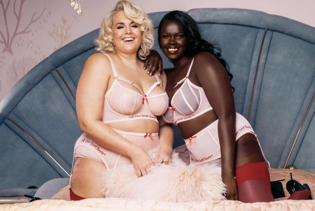 Collection lingerie pour toutes les morphologies