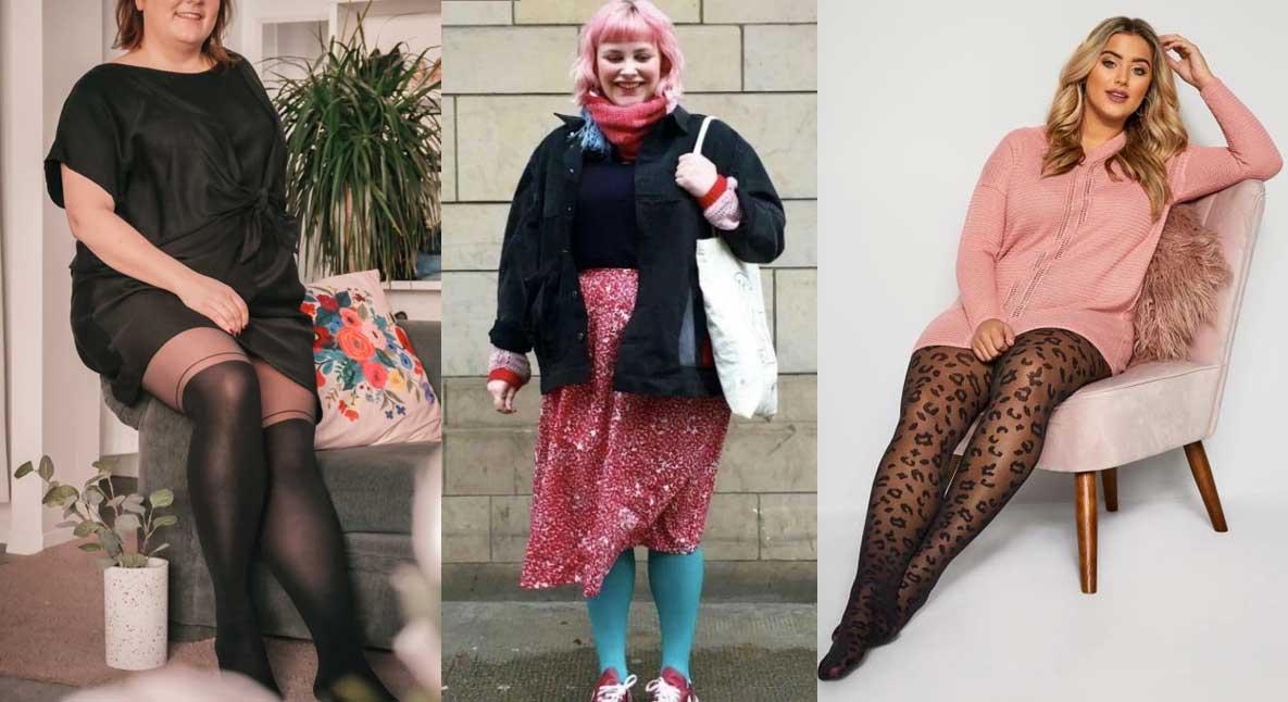 Collant grande taille : 6 modèles à porter cet hiver