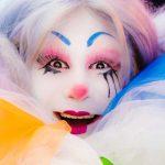 deguisement grande taille - clown