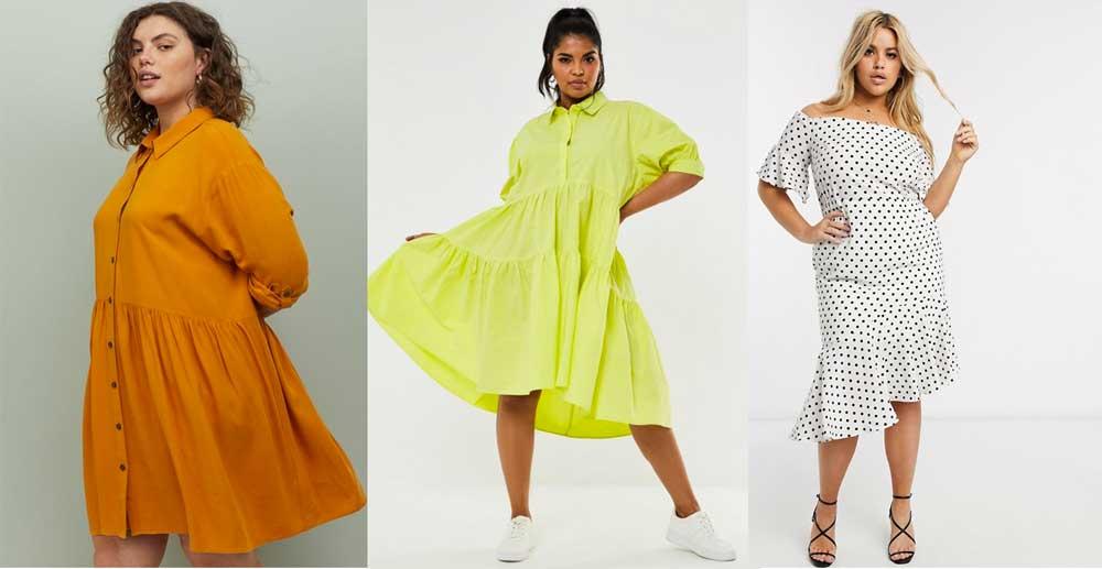 10 robes grande taille printemps pour se préparer aux beaux jours