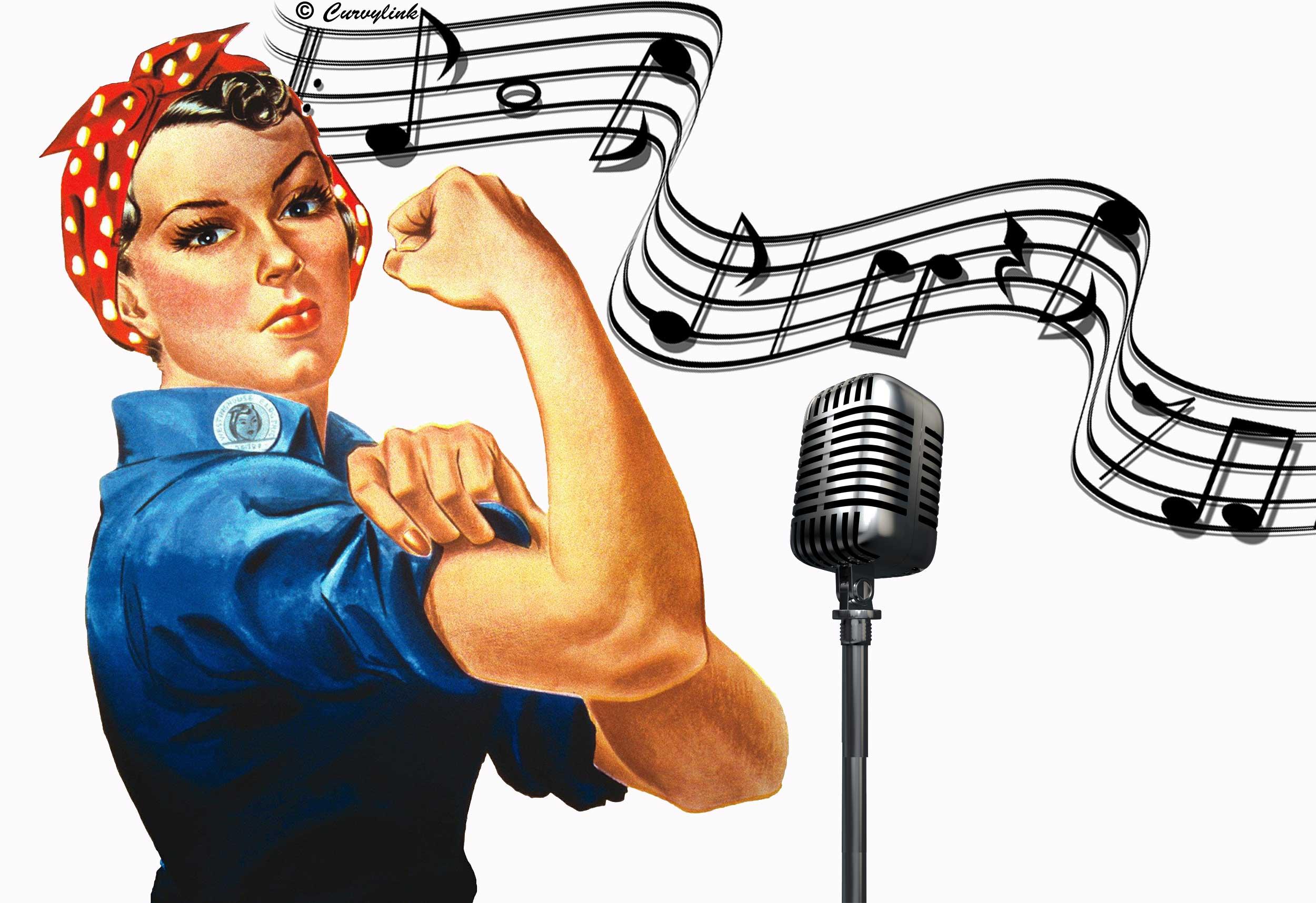 30 chansons pour les droits des femmes