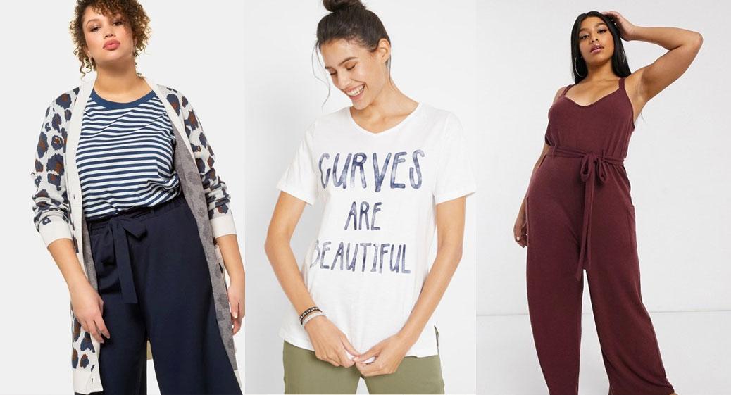 Vêtements grande taille confortables avec lesquels vous pouvez ouvrir la porte !