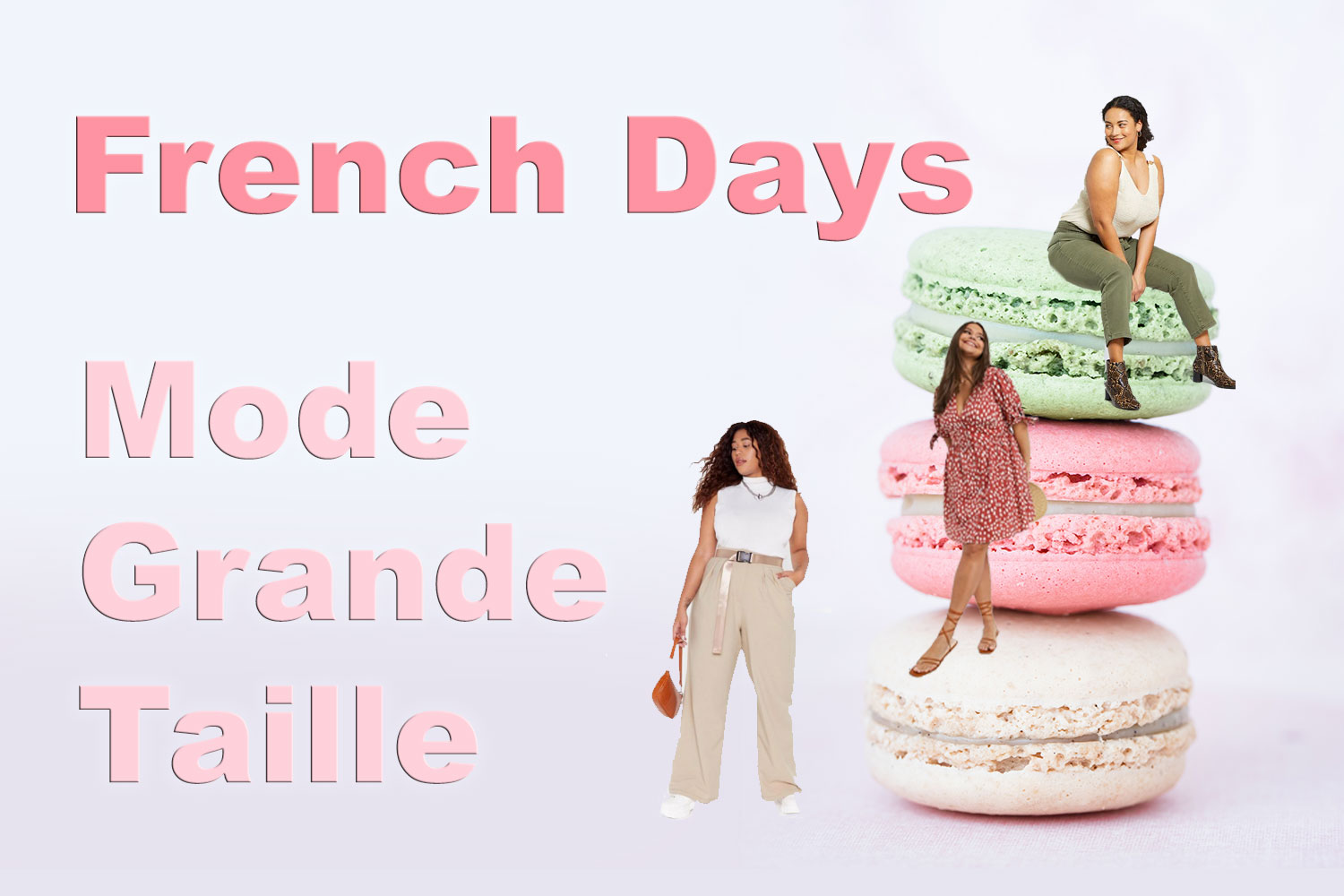 French days - Mode grande taille